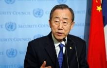 بيان بان كي مون في إدانة الهجوم الإرهابية في سوريا و أعرب عن تعازيه لذوي ضحايا