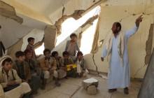 بانکی مون هدف قرار دادن مدرسه ای در صعده یمن را محکوم کرد
