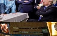آنجيلا ميرکل: أعتقد بأن تدمير شي (الأمم المتحدة) دون إيجاد بديل أمر خطير جدا