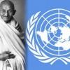 لقد أثبت غاندي أن اللاعنف يمكن أن يغير التاريخ