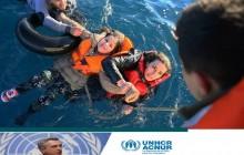المفوضية تعبر عن صدمتها حيال تقارير عن وفاة لاجئين ومهاجرين في المتوسط