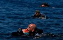 كان عام 2018 مميتا للاجئين في طرق البحرية و قد قتلوا 6 شخصا يوميا