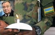 أنطونيو غوتيريش: الإبادة الجماعية في رواندا هي أحد أحلك فصول التاريخ المعاصر