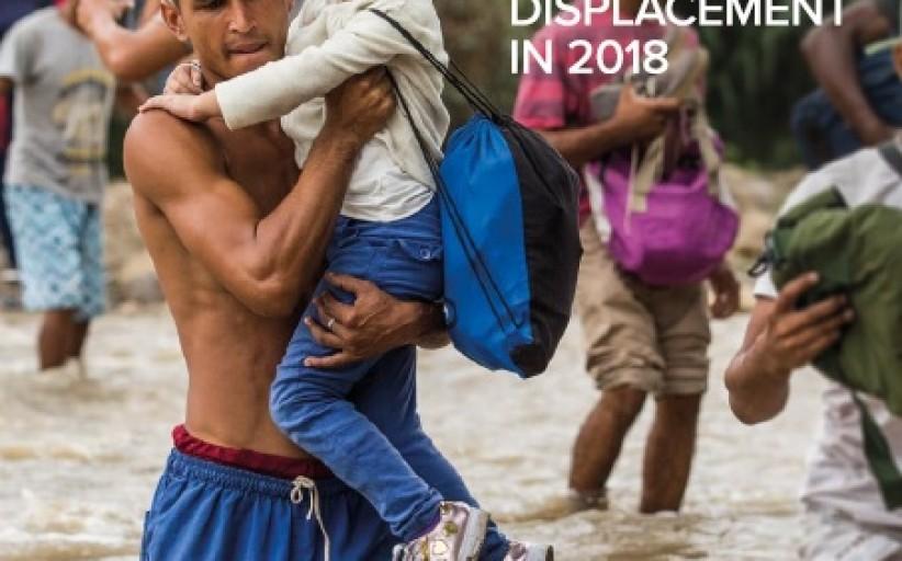 المفوضية العليا للاجئين: 70.8 مليون لاجئ حول العالم