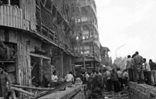 جريمة الصدام و المنافقين طهران 1982 – 714 جريح و قتيل