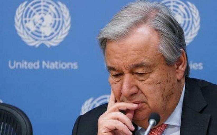 أكد الأمين العام أنطونيو غوتيريش، تضامن الأمم المتحدة مع جميع ضحايا الإرهاب، حاثاً الجميع على عدم نسيانهم أبداً.