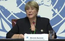 باشيليت: حل المشاكل العالمية يحتاج إلى عمل متعدد الأطراف