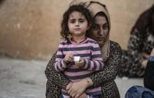 مايقارب 70،000 طفل نزح منذ بدء تصاعد وتيرة العنف في شمال شرقي سوريا