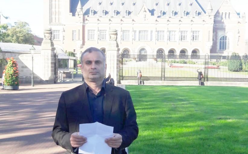 أسرة شهداء الإرهاب في إيران – قصر السلام الهولندي 2019
