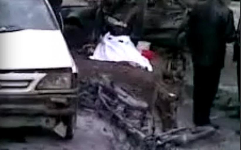 12 ینایر 2010 جريمة الكيان الصهيوني و عصابة منافقين الإرهابية