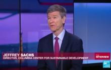 جيفري ساکس: نحن بحاجة إلى نهج عالمي و ذكي و متماسك و تعاوني