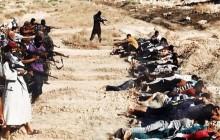 عراق – معسکر سبایکر – 2014- جریمة داعش
