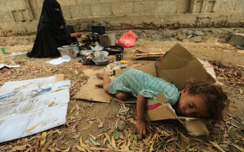 يونيسيف: الأطفال الذين يعانون من سوء التغذية في اليمن قد يرتفع إلى 2٫4 مليون بنهاية العام