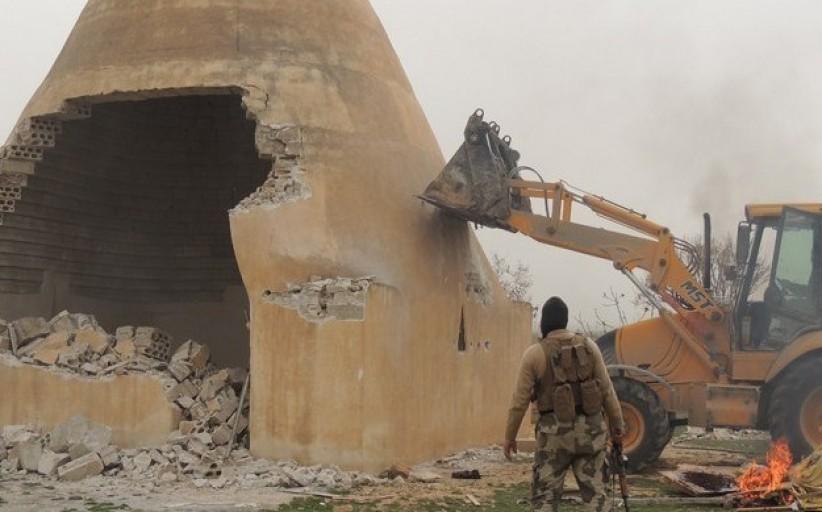 تضرر نحو 80 بالمئة من المواقع الاثرية في العراق بسبب الإرهاب