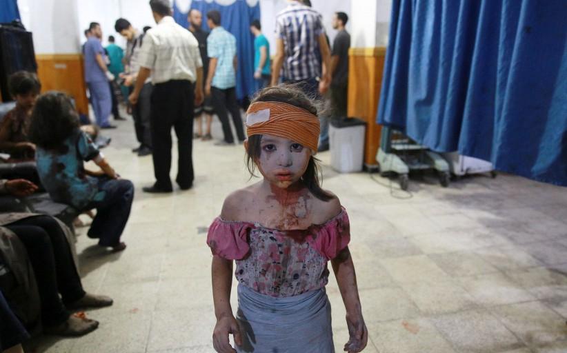 4.7مليون طفل في سوريا بحاجة إلى المساعدة الإنسانية
