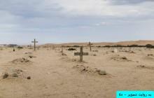 الإبادة الجماعية الألمانية في ناميبيا - القتل الجماعي لـ 100000 شخصا ناميبيا منذ 1904 إلى 1908