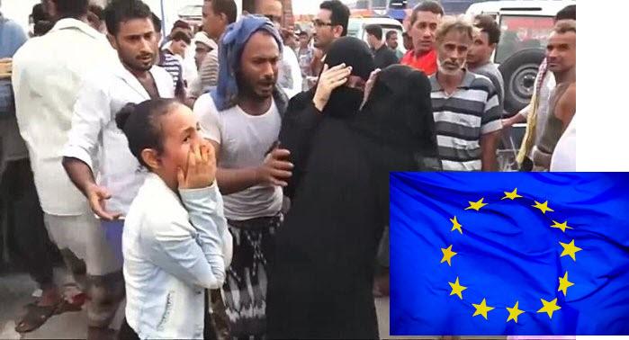 الإتحاد الأوروبي: اليمن يعيش أسوأ كارثة إنسانية بالعالم