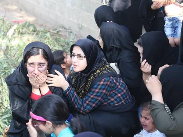 بيان جمعية للدفاع عن ضحايا الإرهاب (ADVTNGO) في إدانة هجمات إرهابية في مدينة أهواز