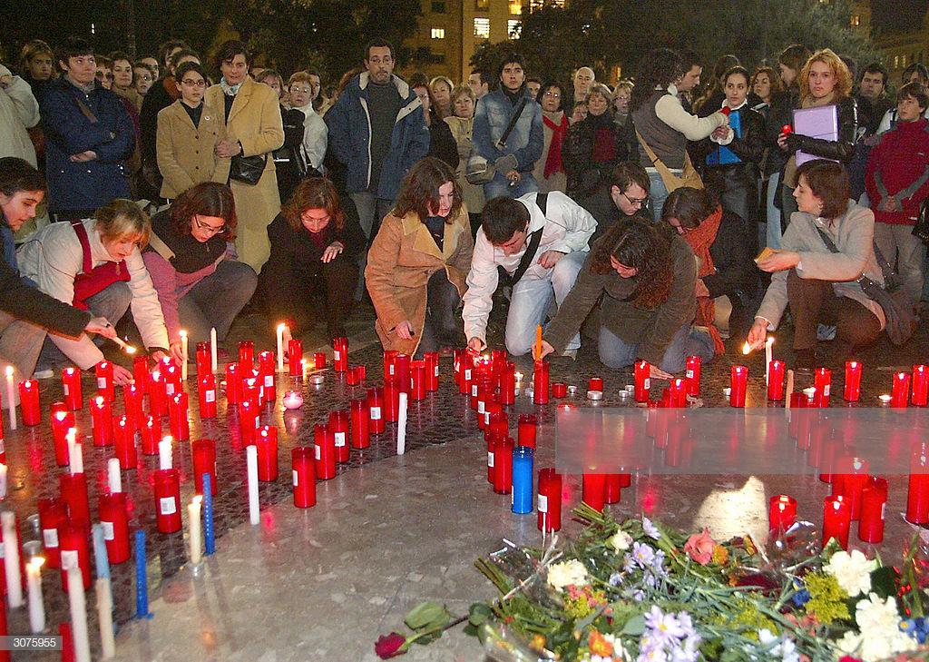 ذكري السنوي الخامس العشر لكارثة 11 مارس 2004 مدريد اسبانيا – عصابة القاعدة الإرهابية