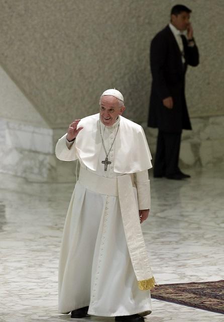 البابا الفرانسيس: لم تكن هناك حرب بدون سلاح أوروبي وأمريكي