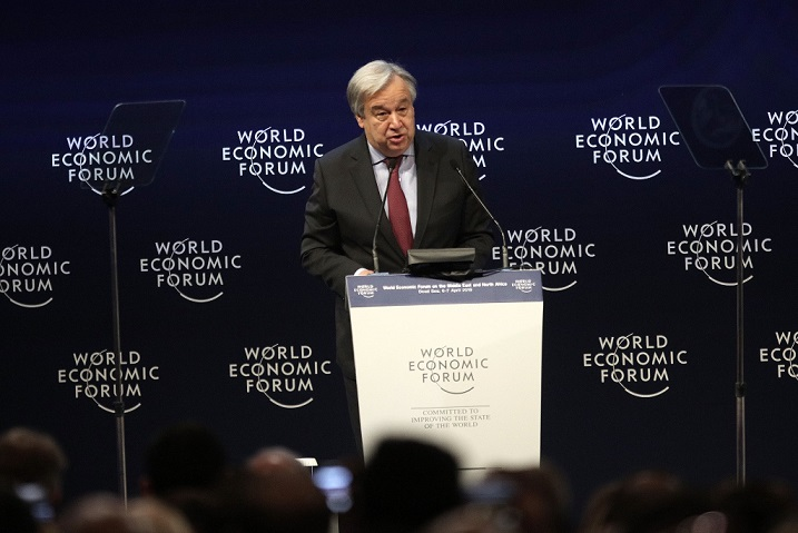 أنطونيو غوتيريش: لا طريق لصد التحديات العالمية أفضل من التعددية