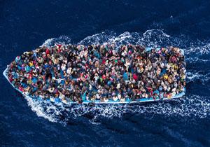 70 لاجئ غرقوا في ساحل تونس
