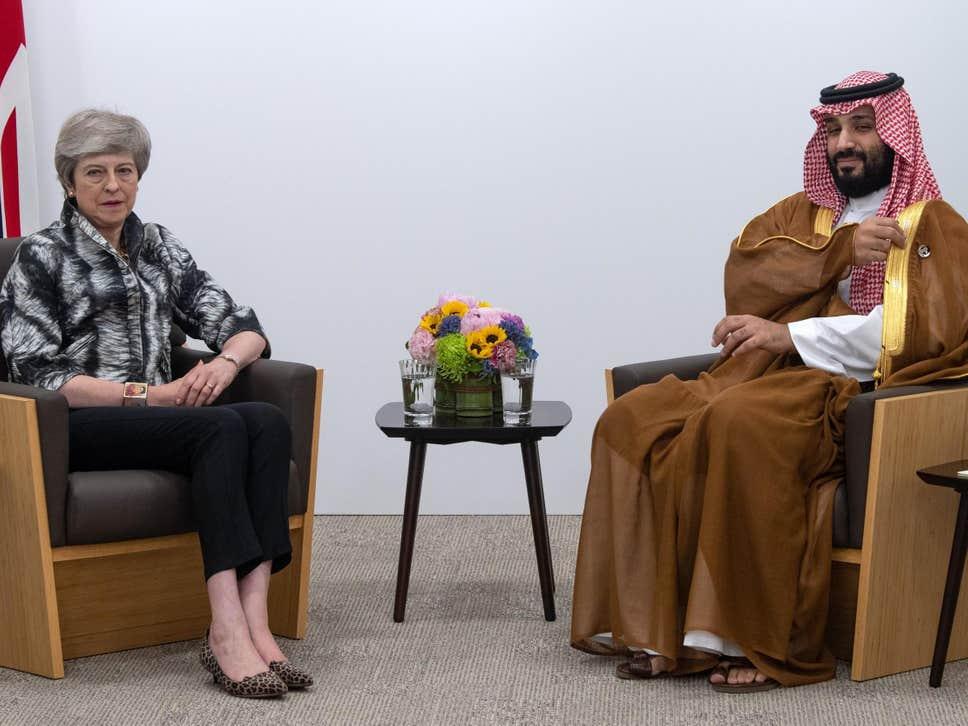 بيع السلاح البريطاني للسعودية علي الرغم حظر محكمة الاستئناف