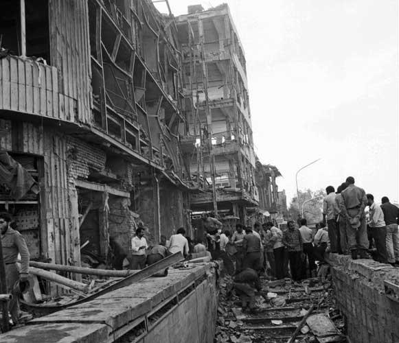 جريمة صدام و عصابة منافقين طهران 1982 – 714 قتيلا و جريحا