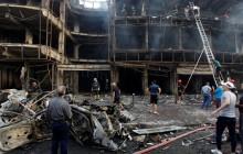 إستنكار الحوادث الإرهابية في عراق و تركيا