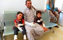 ردة فعل الأمم المتحدة تجاه قتل أطفال اليمنية
