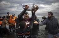 اللاجئين جمع مقلق