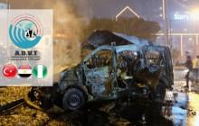 بيان الجمعية للدفاع عن ضحايا الإرهاب (ADVT) في إدانة هجمات إرهابية في مصر و تركيا و نيجيريا