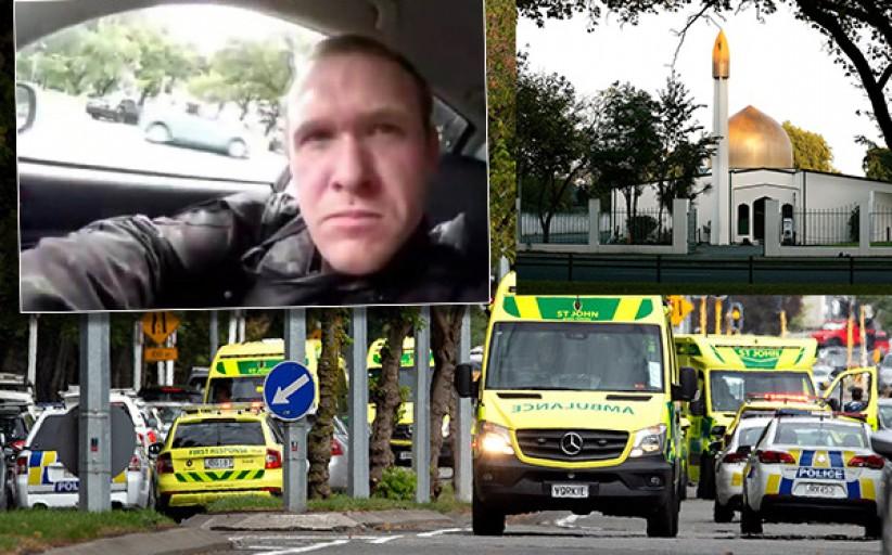 بيان جمعية للدفاع عن ضحايا الإرهاب في إدانة هجوم الإرهابي في نيوزيلندا