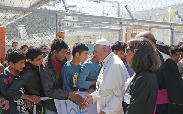 حذر البابا من