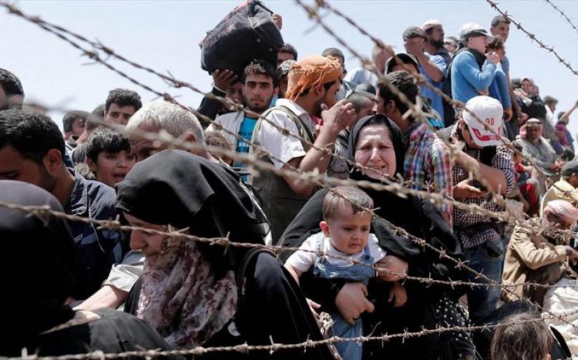 اكثر من 80 مليون لاجئ في انحاء العالم