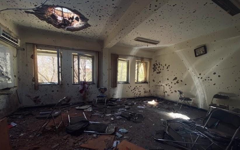 22 قتيلا واكثر من 30 جريحا - جريمة تنظيم داعش - جامعة كابول (افغانستان) - تشرين الثاني 2020