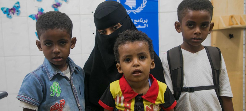 السلام هو الحل الوحيد لمشاكل اليمن