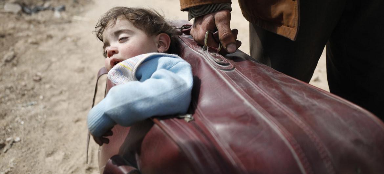 أكثر من 350 ألف قتيل في النزاع في سوريا